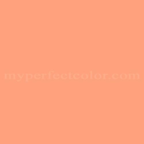 Benjamin moore 2014 40 peachy keen myperfectcolor for Benjamin moore paint colors 2014