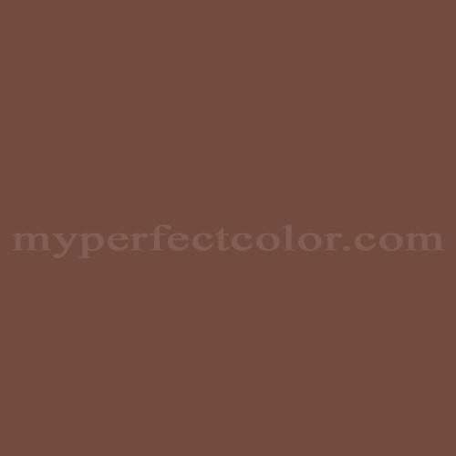 Benjamin Moore 2100 20 Leather Saddle Brown