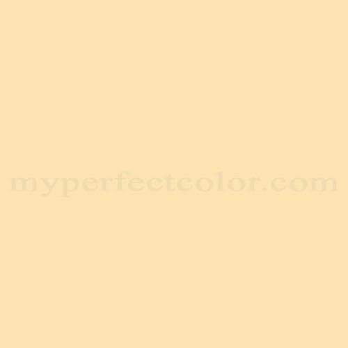 Match of Para Paints™ B372-4 Fireside Yellow *