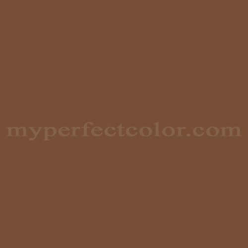 Match of Pittsburgh Paints™ 422-7 Covered Bridge *