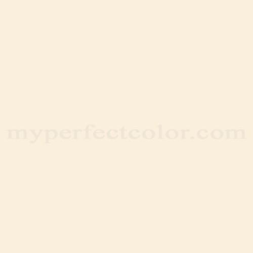 Match of Premier Paints™ T102-1 Creme De La Cream *