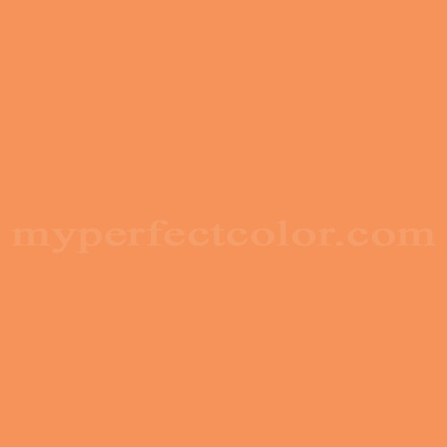 Color Match Of Ralph Lauren Gh170 California Poppy