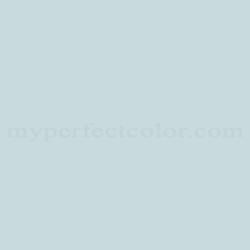 Color Match Of Rodda Paint 653 Hazy Blue