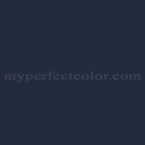Match of Behr™ 8347 Blue Ebony *