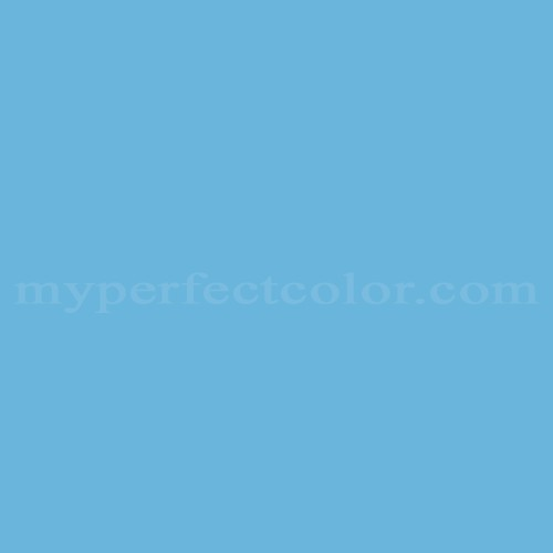 Match of Dutch Boy™ B-13-5 Riviera Blue *