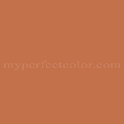 Match of Muralo™ D620 Rusty Brown *