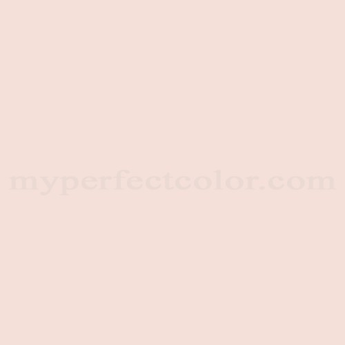 Match of Pittsburgh Paints™ 130-1 Cupid Pink *
