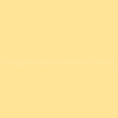 Porter paints 6207 3 forsythia yellow match paint colors - Colors that match with yellow ...