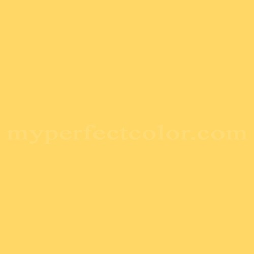 Premier paints t20 7 texas yellow match paint colors - Colors that match with yellow ...
