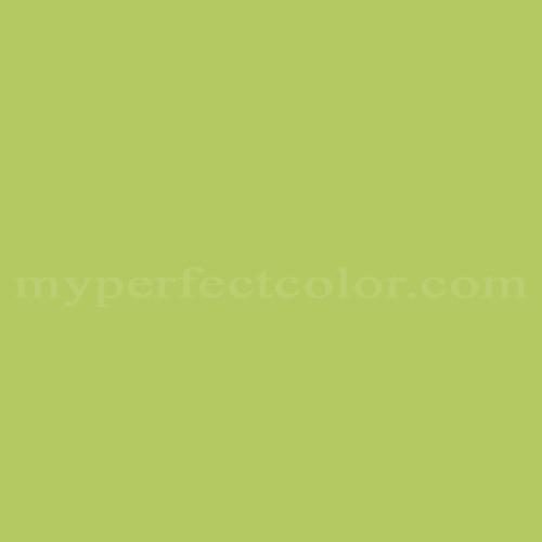 Color Match Of Premier Paints T25 6 Tropical Green