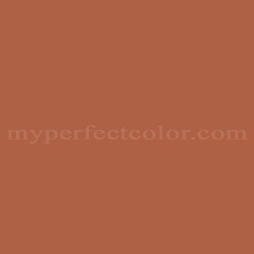 Match of Rodda Paint™ 1700 Copper Sky *