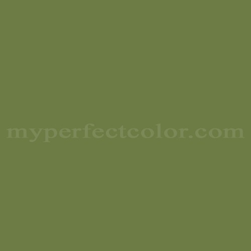 Color Match Of Sico 4009 73 Asparagus