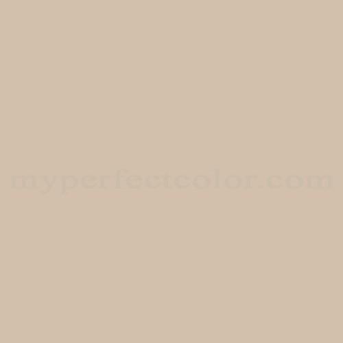 Match of Behr™ 700C-3 Pecan Sandie *