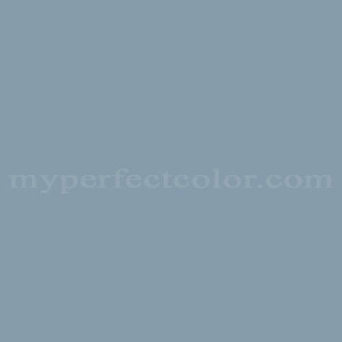 Color Match Of Behr Icc 65 Relaxing Blue