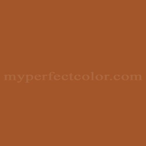 Color Match Of Ral Ral8023 Orange Brown