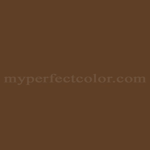 Color Match Of Ici 317 Cleveland Brown