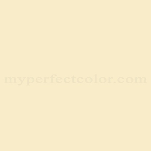 Match of Glidden™ 58YY88/180 Soft Yellow *