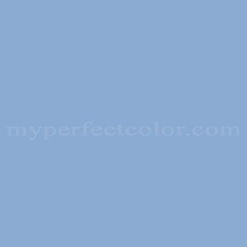 Match of Valspar™ 4005-8A Mysterious Blue *