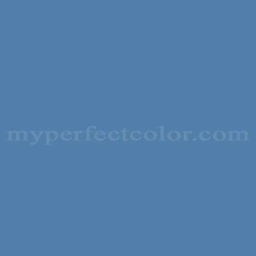 Cloverdale Paint 7270 Harbor Blue Match Paint Colors