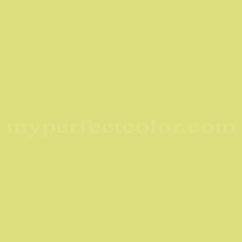 Mobile Paints 2642t Chartreuse Paint Color Match Myperfectcolor