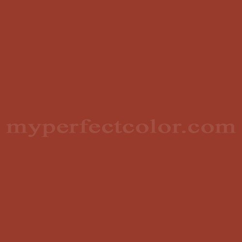 Benjamin Moore 2006 10 Merlot Red