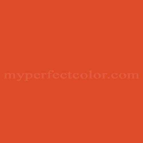 Benjamin Moore 2013 10 Outrageous Orange Myperfectcolor
