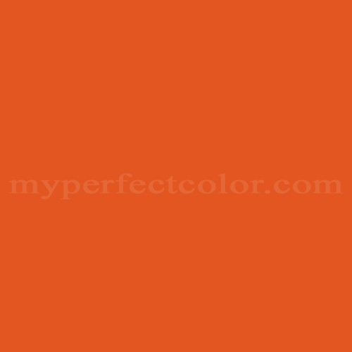benjamin moore 2014-10 festive orange | myperfectcolor