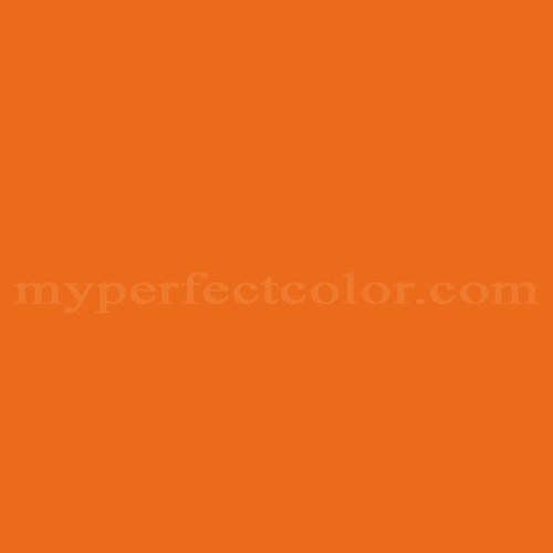 benjamin moore 2015-10 electric orange | myperfectcolor