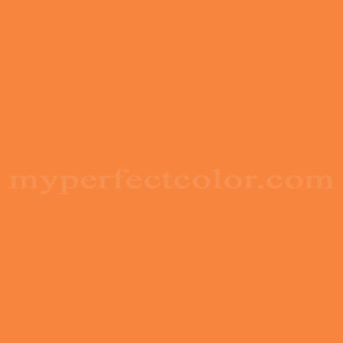 Benjamin Moore 2017 30 Calypso Orange