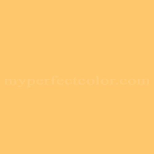 Benjamin Moore 2018 40 Nacho Cheese Myperfectcolor
