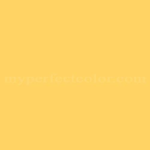 Benjamin Moore 2021 40 Yellow Highlighter