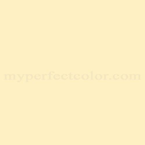 Benjamin Moore 2022-60 Light Yellow | MyPerfectColor