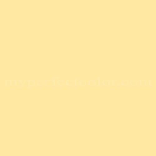 Lemon Meringue Paint Color