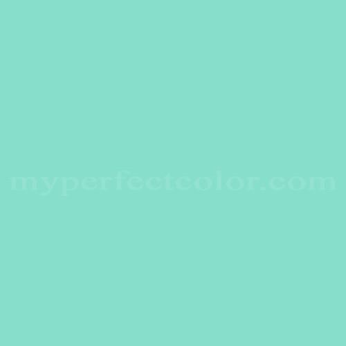 Bermuda Blue Paint Color