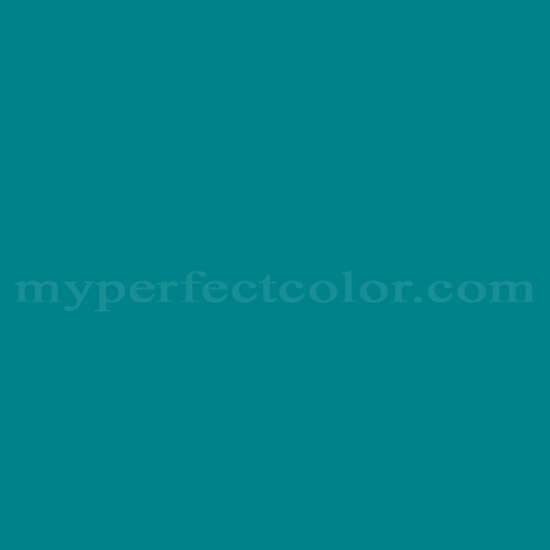 Benjamin Moore 2055 30 Caribbean Blue Water