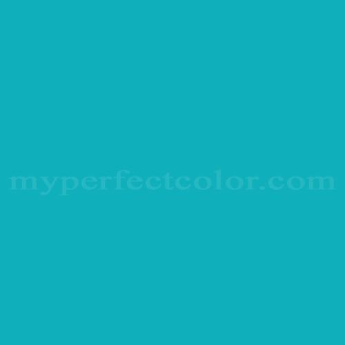 Benjamin Moore 2055 40 Bahaman Sea Blue