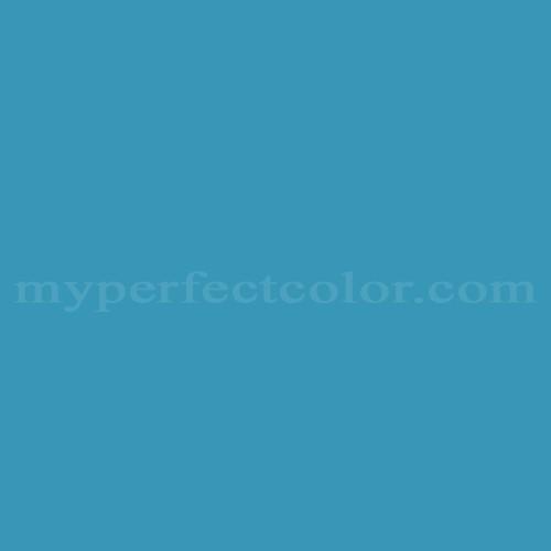 Benjamin Moore 2061 40 Electric Blue