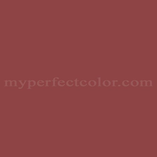 Benjamin Moore 2084 20 Maple Leaf Red