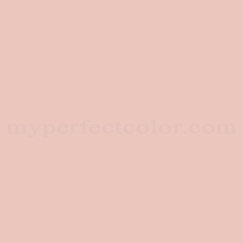 Benjamin Moore™ 044 Frosted Rose