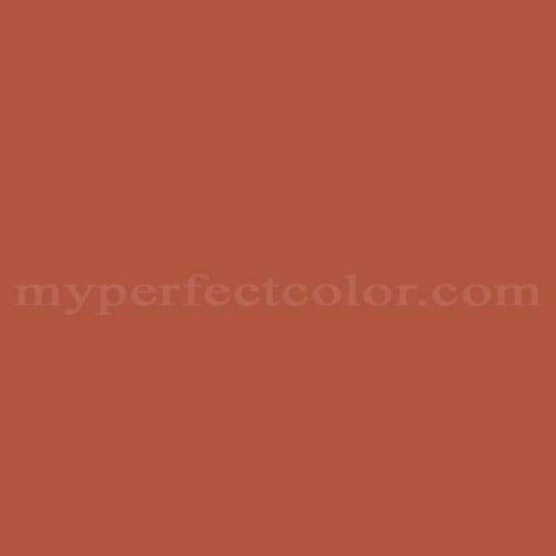 Benjamin Moore 077 Fiery Opal Myperfectcolor