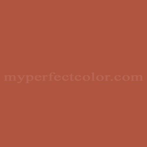 red orange paint colors | myperfectcolor