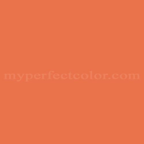 benjamin moore 084 fiesta orange | myperfectcolor