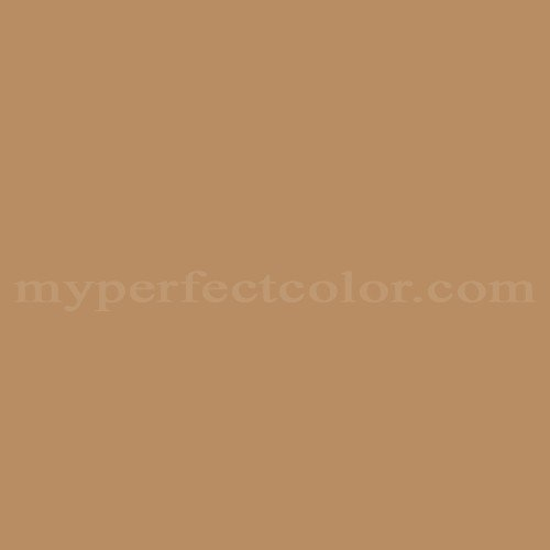 Benjamin Moore 1118 Classic Caramel Myperfectcolor