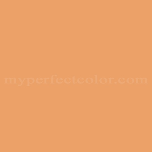 Benjamin Moore™ 124 Orange Appeal