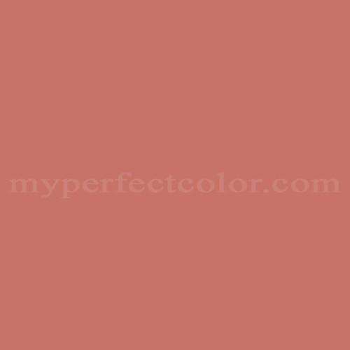 Benjamin Moore™ 1298 Coral Bronze