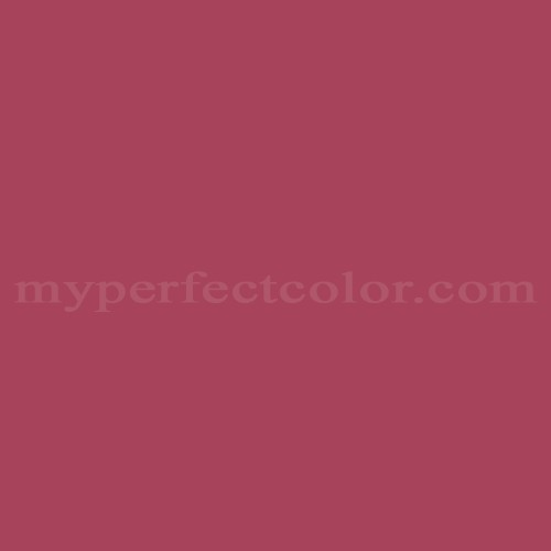Benjamin Moore™ 1350 Aniline Red