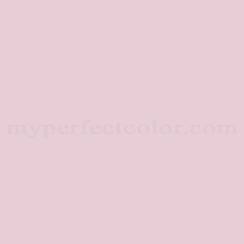 Benjamin Moore™ 1360 Misty Rose