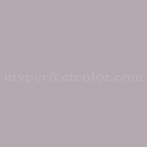 Benjamin Moore 1446 Dusk To Dawn Myperfectcolor