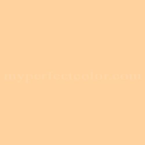 benjamin moore 151 orange froth | myperfectcolor
