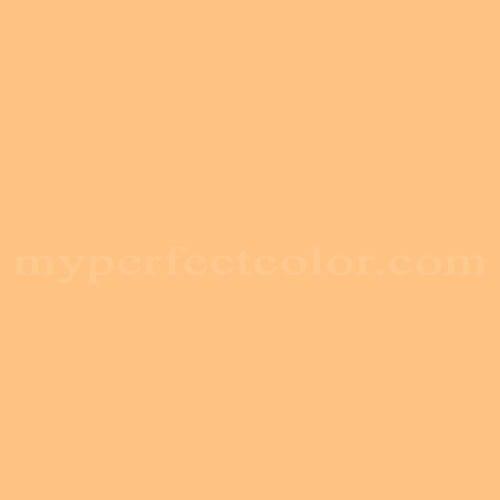 Benjamin Moore 152 Florida Orange